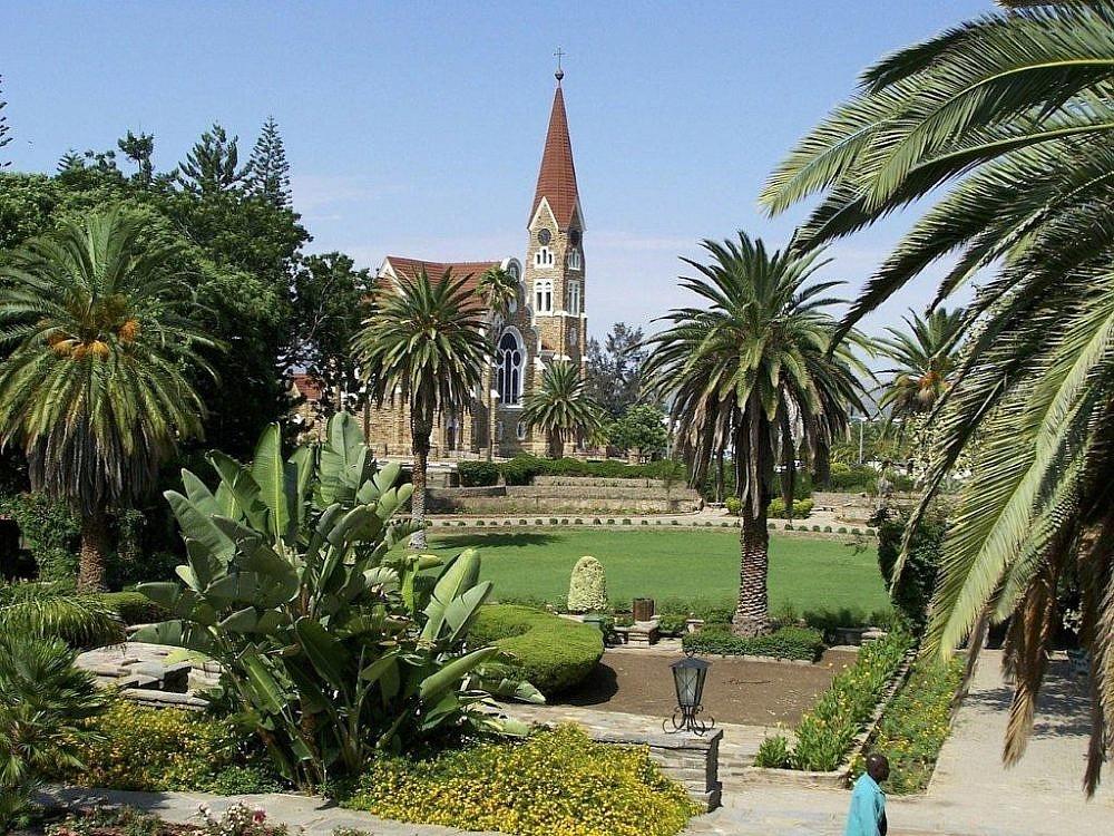 Die Christuskirche in Windhoek.