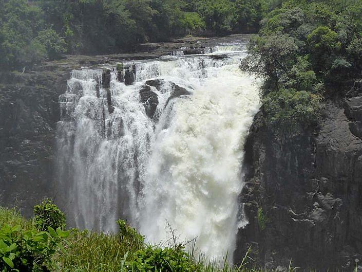 Vic Falls in Simbabwe