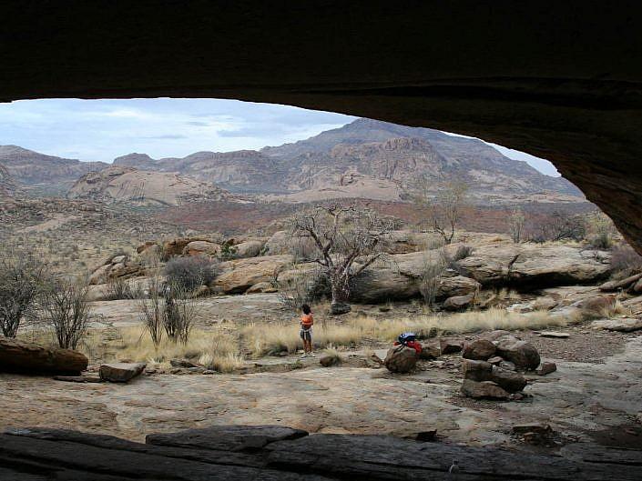 Phillips Cave