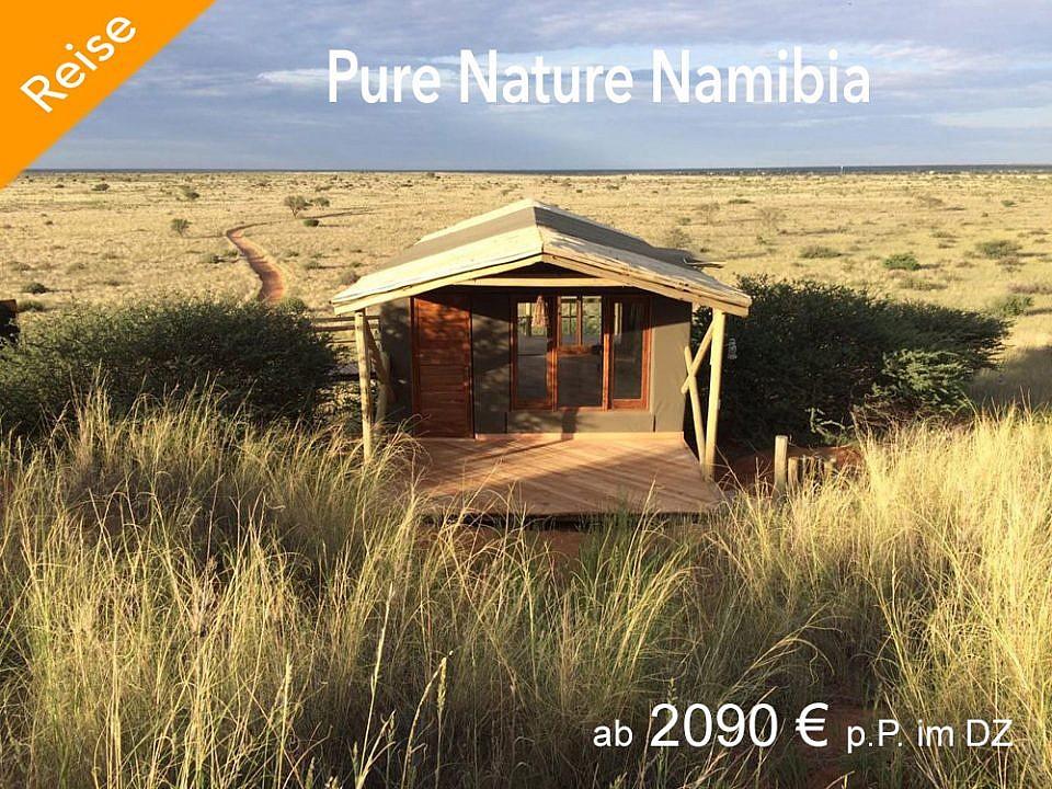 Pure Nature Namibia