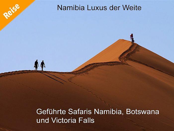 Geführte Namibia Reisen