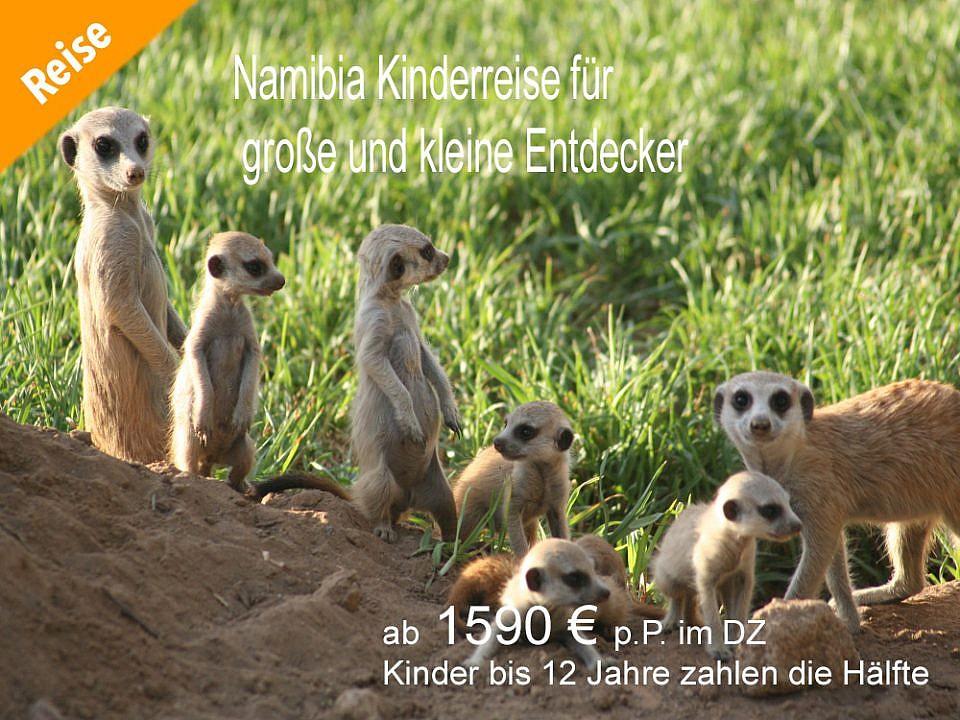 Namibia Kinderreise